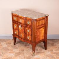 Continental 3 Drawer Commode Chest of Drawers (11 of 13)