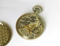 Vintage 1930s Cortebert Pocket Watch (3 of 4)