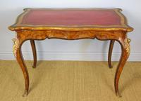Fine Antique French Walnut Table 19th Century (3 of 12)