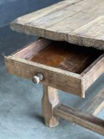 Normandy Oak Farmhouse Table & Bench Set (6 of 19)