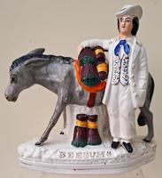 Pair of Victorian Staffordshire Figures - Sand & Beesums (7 of 12)