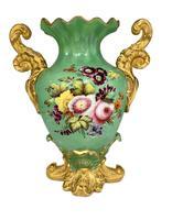 19th Century Coalport Design Porcelain Vase c.1830- 1850 (2 of 8)