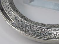 Victorian Silver Horse Shoe Brooch (5 of 7)