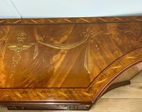 Reproduction Painted Satinwood Sideboard (2 of 12)