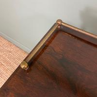 Victorian Rosewood Antique Canterbury (2 of 7)