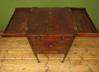 Antique 19th Century Gentleman's Washstand Cabinet, Bedside Cabinet (3 of 17)