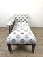 Victorian Chaise Lounge Sofa (6 of 10)