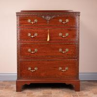 Waring & Gillow Mahogany Chest of Drawers (5 of 18)