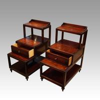 Pair of Mahogany Bedside Steps (6 of 9)