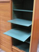 Double Tambour Front Filing Cabinet (5 of 9)