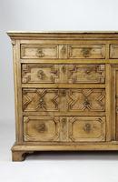 Geometric Oak Dresser Base (2 of 14)