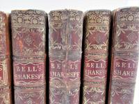 Bell's Edition of Shakespeare's Plays, 9 Volumes Complete, 1774 (3 of 10)