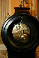 Very Rare Franz Hermle Imperial Boulle Gilt Ormolu Clock (4 of 6)