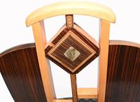 Art Deco Roll Top Desk & Chair Set 1920s (15 of 16)