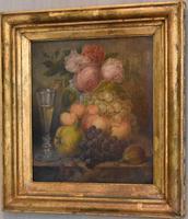 Fine Victorian Still-life Oil Painting (3 of 8)