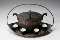 Early 19th Century Toleware Egg Boiler (2 of 5)