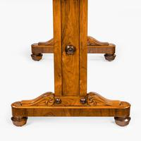 Late Regency Rosewood End Support Table Gillows or Holland & Sons (8 of 8)