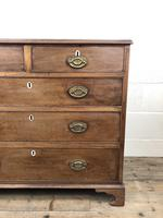 18th Century Mahogany Chest of Drawers (9 of 11)