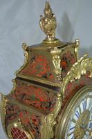 Boulle Mantel Clock Richard & Co (3 of 5)