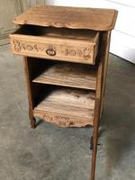 French Early Oak Small Cupboard or Cabinet (7 of 16)