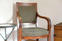 Pair of 19th Century French Walnut Armchairs (5 of 21)
