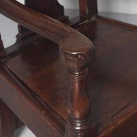 George II Oak Armchair (6 of 9)