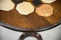 Mahogany Occasional Table (10 of 12)