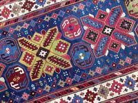 Antique Caucasian Talish Long Rug (6 of 10)