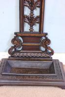 Antique Cast Iron Umbrella Stick Stand (5 of 11)