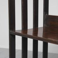 Victorian Rosewood Revolving Bookcase (6 of 8)