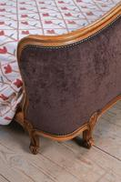 Louis XV Style Upholstered Super King Size Bed (4 of 8)