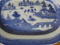 Pair of Chinese Export Plates (6 of 7)