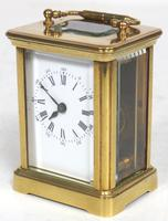 Superb Miniature French 8 Day Carriage Clock Lever Platform c.1880 Working (8 of 10)
