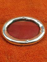 Antique Sterling Silver Hallmarked Small Picture Frame 1899 (6 of 8)