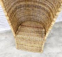 Rattan Porter's Chair (5 of 7)