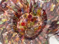 2 Beautiful Italian Murano Fratelli & Torso Millefiori Glass Vases (9 of 34)