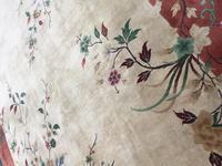 Antique Chinese Art Deco Carpet (8 of 12)
