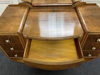 Iconic Burr Walnut Art Deco Dressing Table (10 of 22)