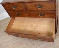 Georgian Oak Chest of Drawers 18th Century (11 of 12)