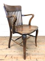 Early 20th Century Desk Chair (8 of 11)