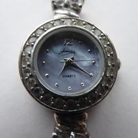 Silver Gems Ladies Watch