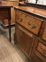 Georgian Oak Dresser Base (3 of 11)