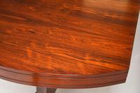 Rosewood Extending Dining Table by Robert Heritage 1960s (10 of 13)