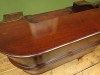 Antique 19th Century Carlton House Desk Mahogany Writing Table of Immense Character (23 of 30)