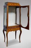 Edwardian Display Cabinet (3 of 4)