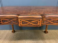 Large Sized Burr Walnut Coffee Table (7 of 11)