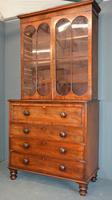 Mahogany Secretaire Bookcase (3 of 3)