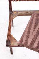 Antique Regency Trafalgar Desk Chair (5 of 13)