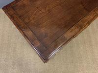 18th Century Burr Walnut Kneehole Desk (13 of 14)