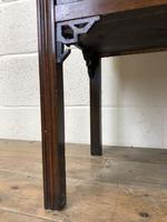 Antique Mahogany Display Cabinet (5 of 8)